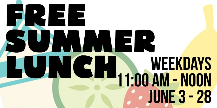 Click for Free Summer Lunch Program