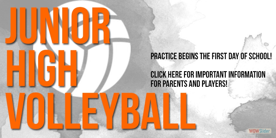 JH Volleyball Information