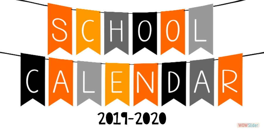Click here to view the school calendar for next year!